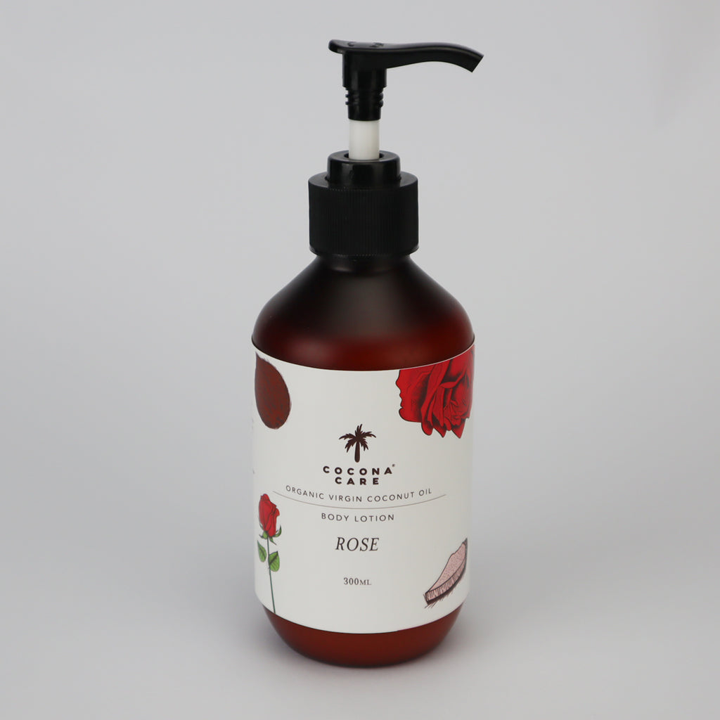 Body Lotion Rose