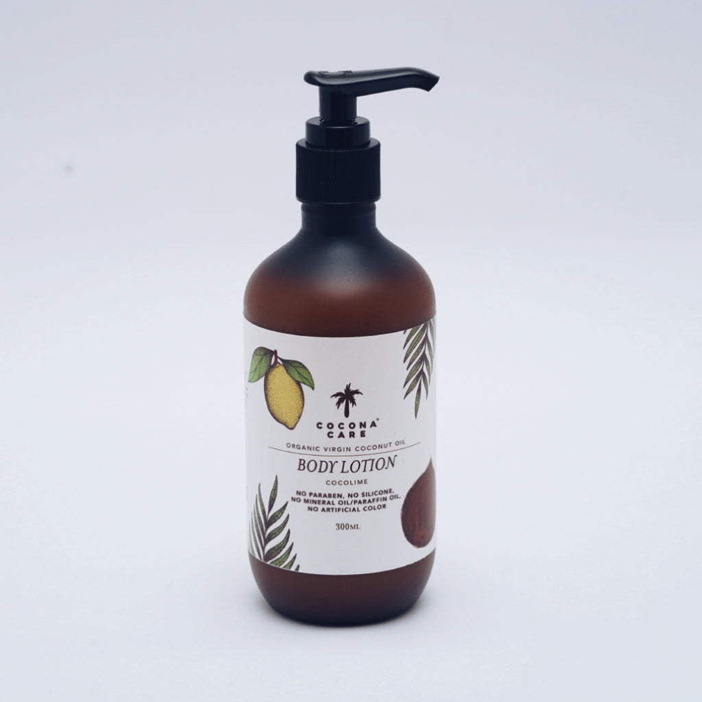 Cocona Body Lotion Cocolime