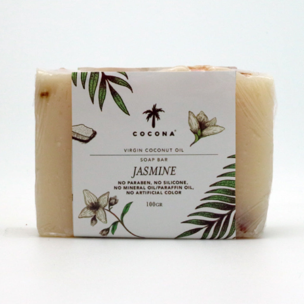 Natural Soap Bar Jasmine