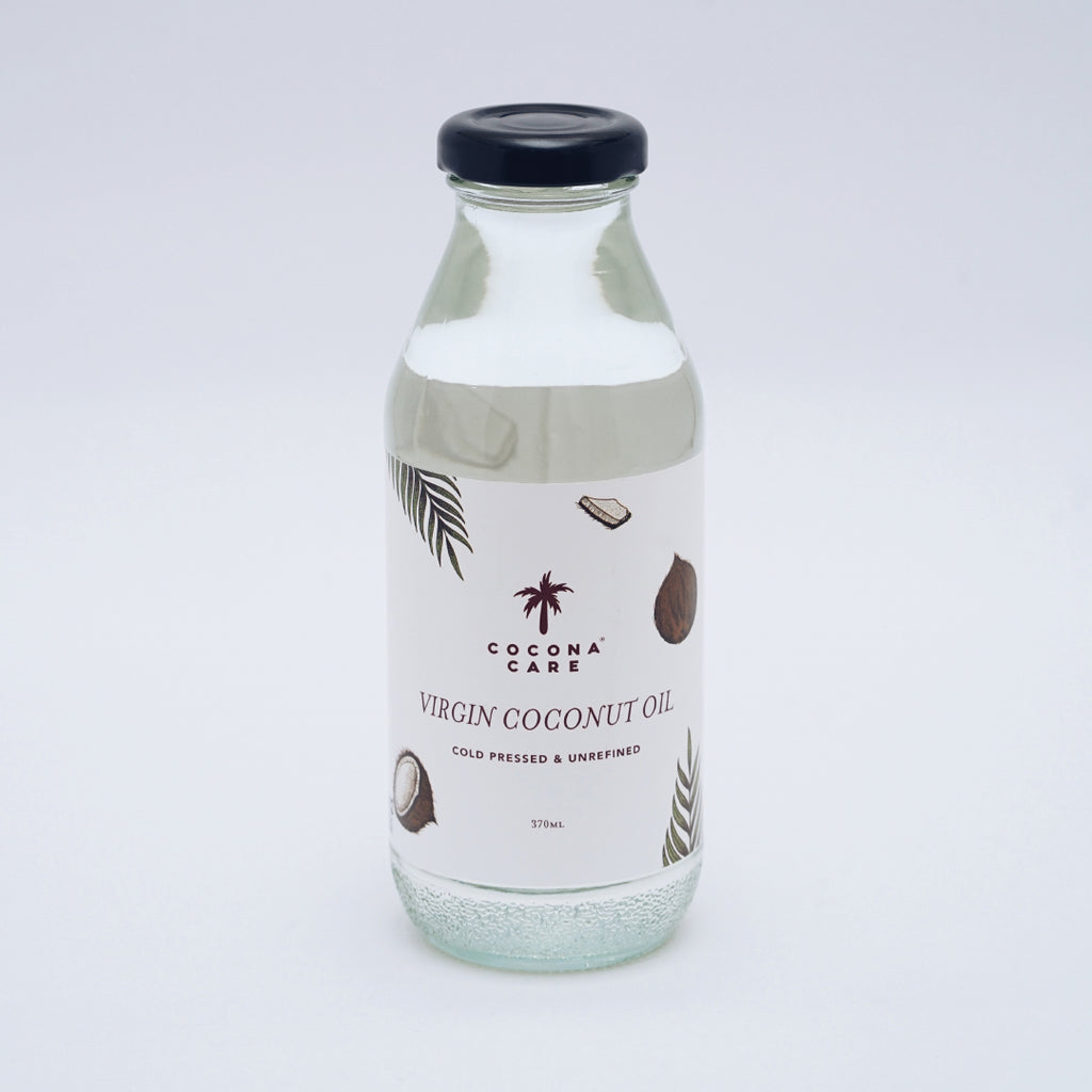 Cocona Virgin Coconut Oil 370ml