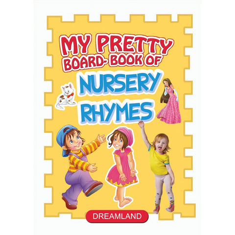 My pretty board-book of nursery rhymes