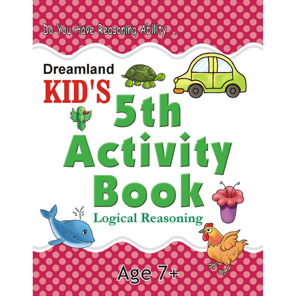 Dreamland Kid's 5th Activity Book