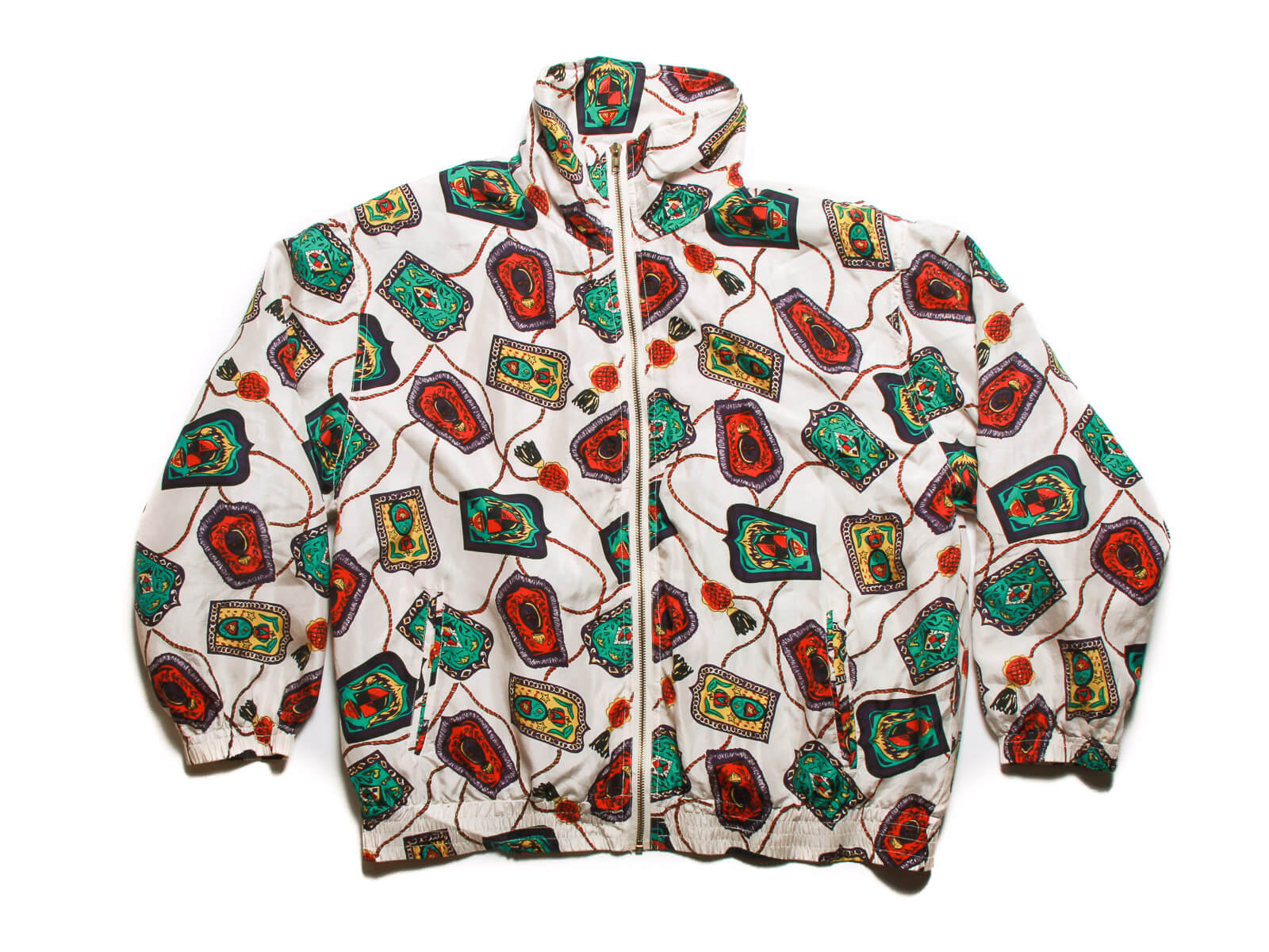 Authentic Versace Jeans Couture bomber sports style jacket