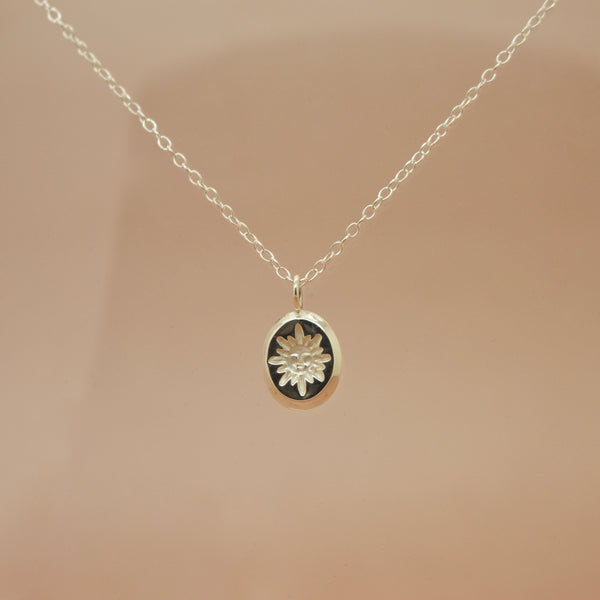 Sol Necklace - Silver or 9ct Gold - Necklace The Serpents Club