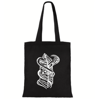 Two Snakes Club Tote -  The Serpents Club