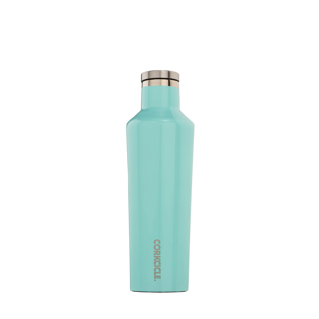 CORKCICLE® Canteen 16oz - Classic Turquoise