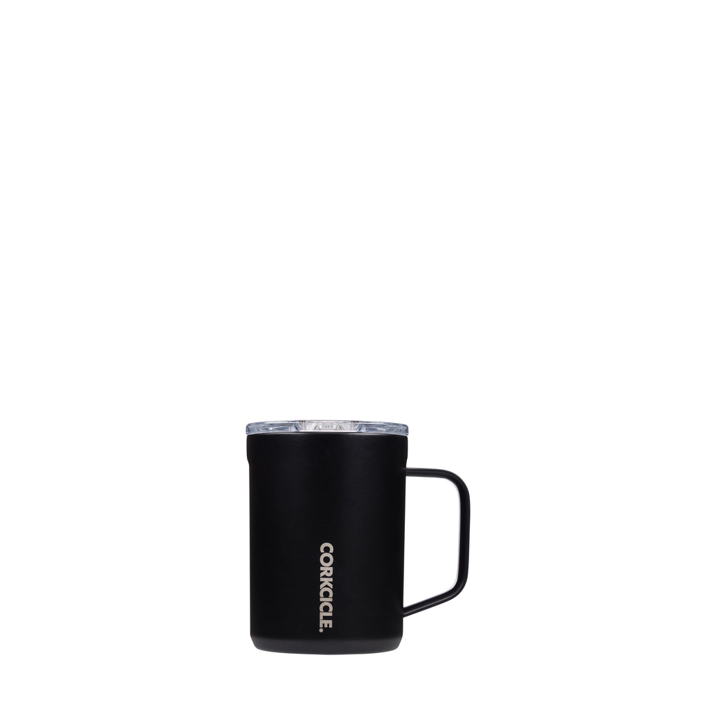 CORKCICLE® Mug 16oz - Matte Black