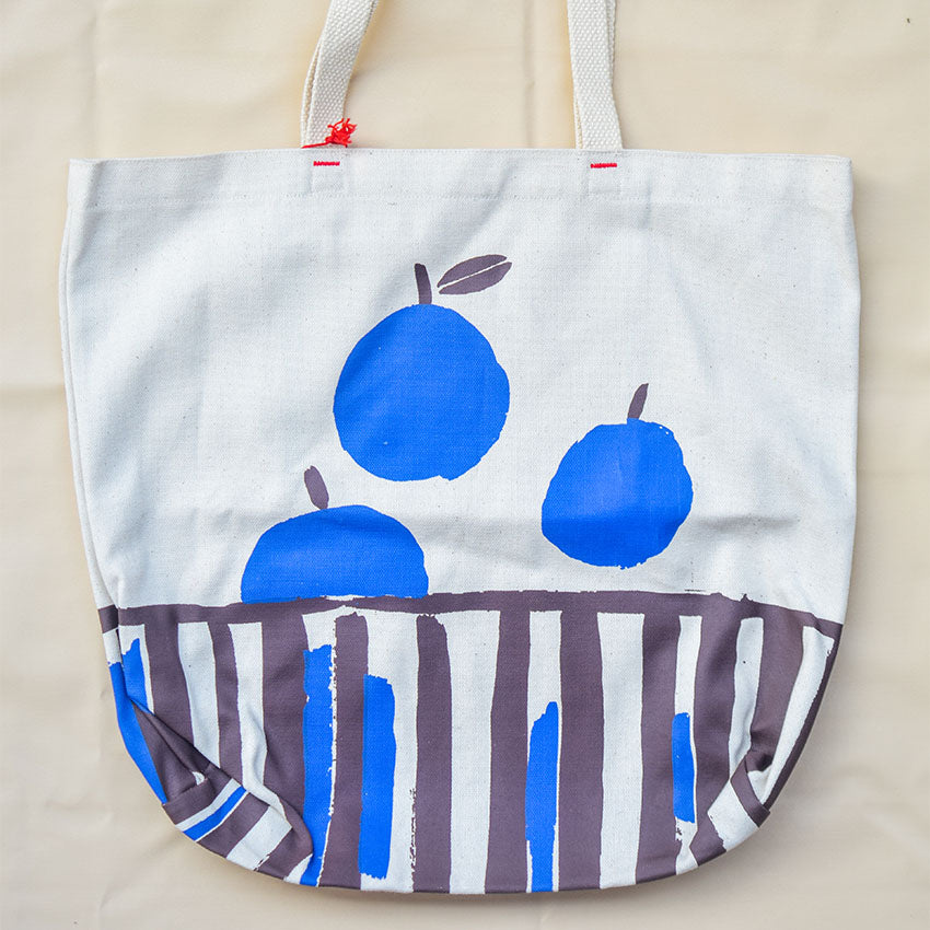 Apple Basket Totebag