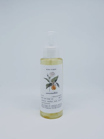 Body Oil - Amaranthine