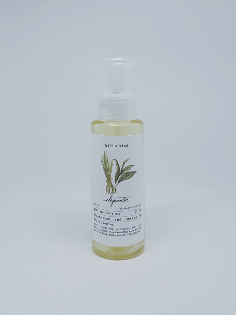 Body Oil - Eloquentia