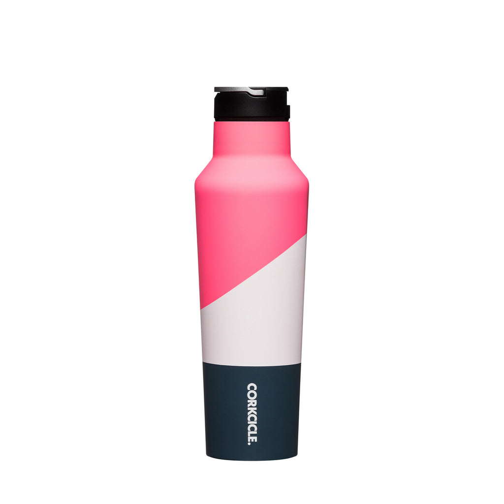 CORKCICLE® Sport Canteen 20oz - Electric Pink