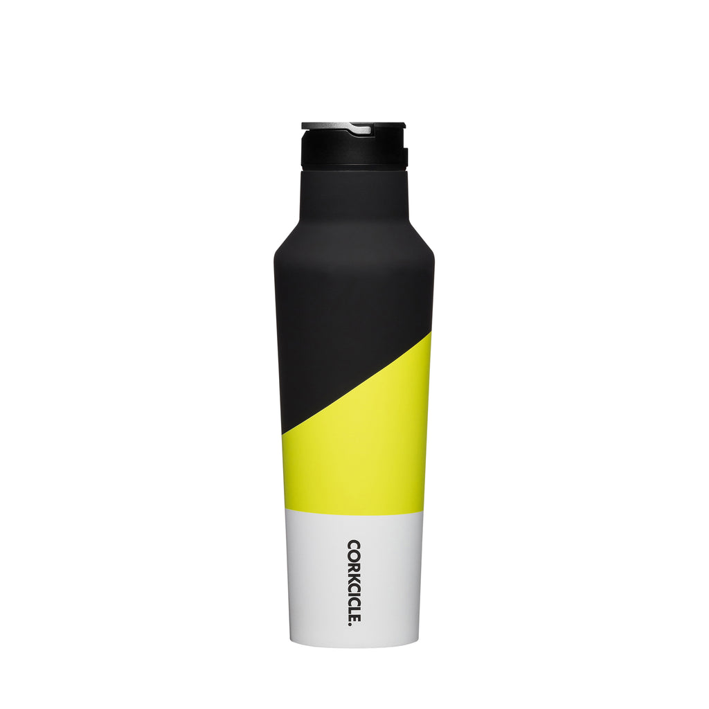 CORKCICLE® Sport Canteen 20oz - Electric Yellow