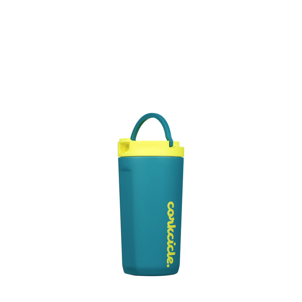 Corkcicle Kids Cup  12oz - Electric Tide