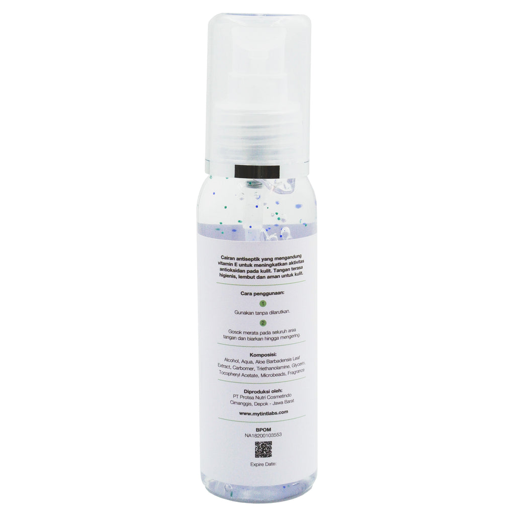 Hand Gel Sanitizing & Moisturizing Pump