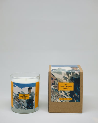 Good Things x Vicky Tanzil : Island In The Sun Scented Candle