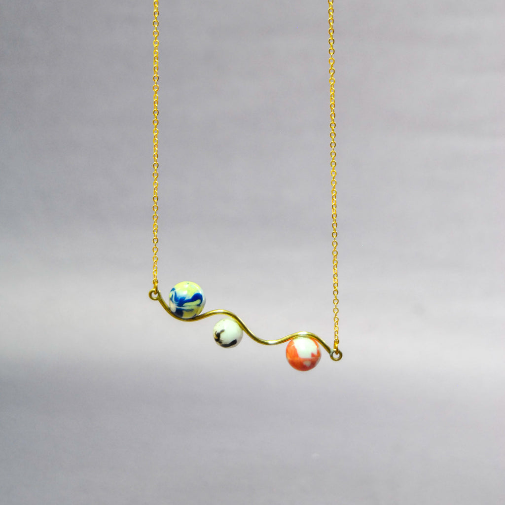 Oliv Necklace