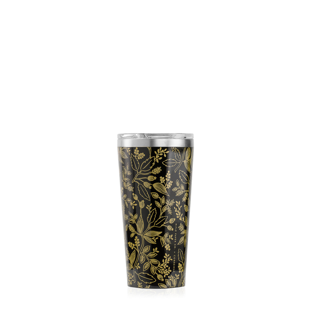 CORKCICLE® Tumbler 16oz - Rifle Paper Queen Anne