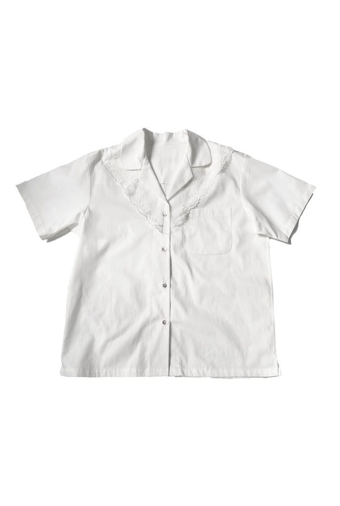 EMBROIDERY BIB SHIRT