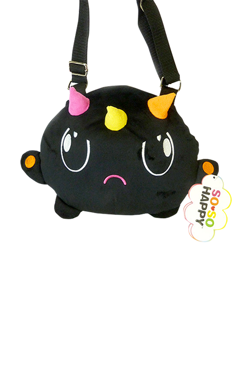 Doomdrop Plush Crossbody Bag