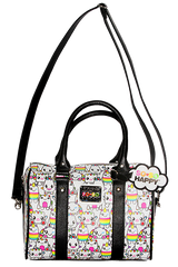 Friendlees Zippered Handbag