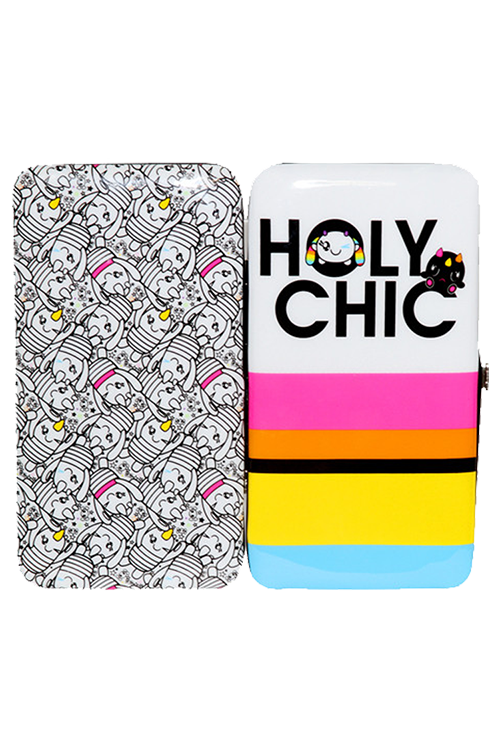 Holy Chic Hinge Wallet