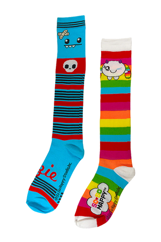 Knee High Socks 2-Pack