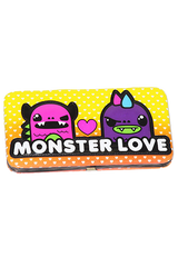 Monster Love Hinge Wallet