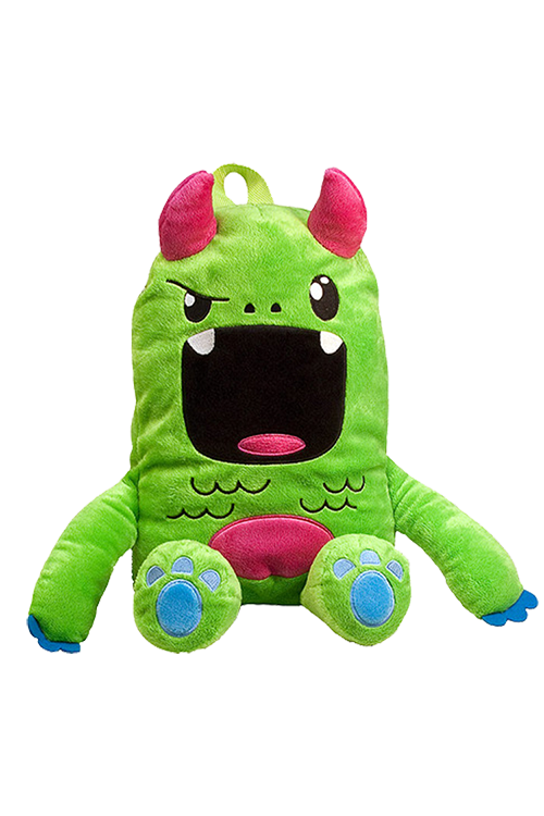 Tribe Plush Backpack