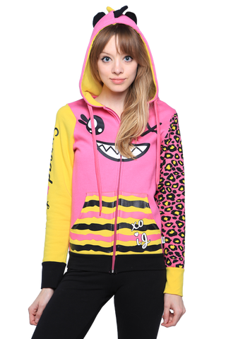 SO SO Happy x iJustine Limited Edition Winkle Hoodie