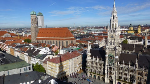 Five European Cities You Never Realised Were Family-Friendly Munich