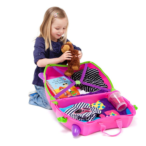 Trixie Trunki - Kids Travel 2