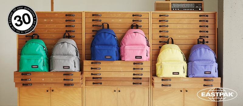 Back to school Eastpak backpacks