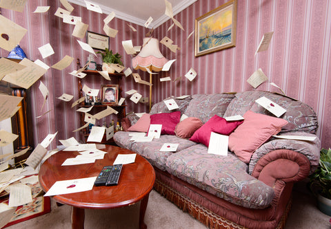 Letters In Number 4 Privet Drive