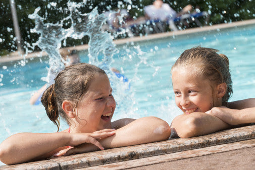 Fun in the sun: The Maritim Hotel Braunlage offers a large indoor and outdoor pool.