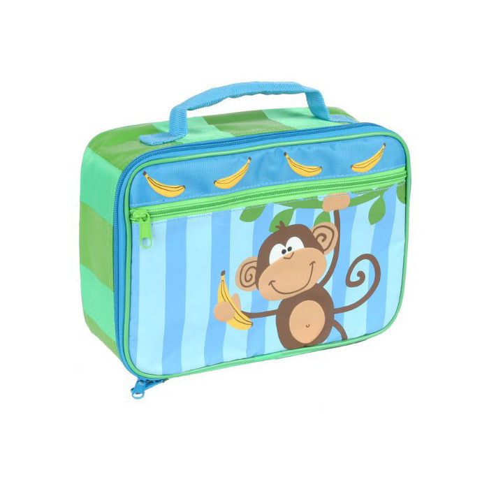 Stephen Joseph Children's Lunch Bag Monkey