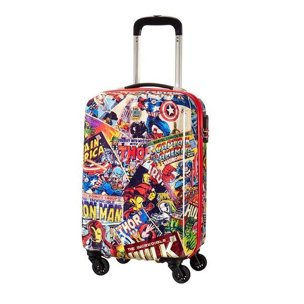 American Tourister Marvel Legends Comic Spinner 55cm