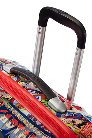 American Tourister Marvel Legends Comic Spinner 55cm Handle
