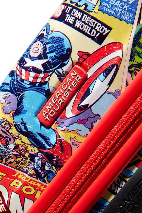 American Tourister Marvel Legends Comic Spinner 55cm Graphics