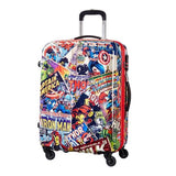 American Tourister Marvel Legends Comic Suitcase Spinner 65cm