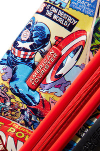 American Tourister Marvel Legends Comic Suitcase Spinner 65cm Graphic