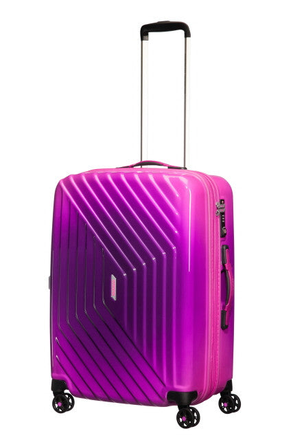 American Tourister Air Force 1 Gradient Pink 66cm