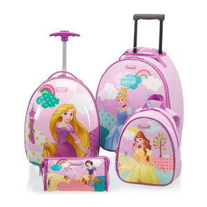 American Tourister Disney Legends Toilet Kit Princess Story