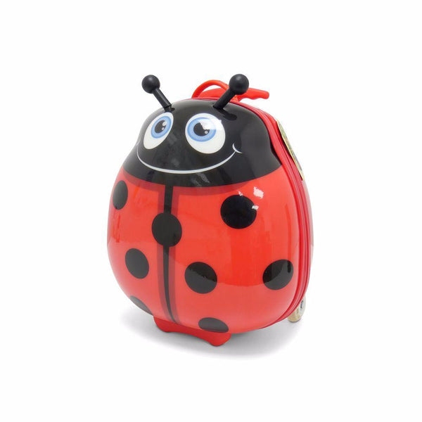 Kids Travel 2 Children's Suitcase Ladybird