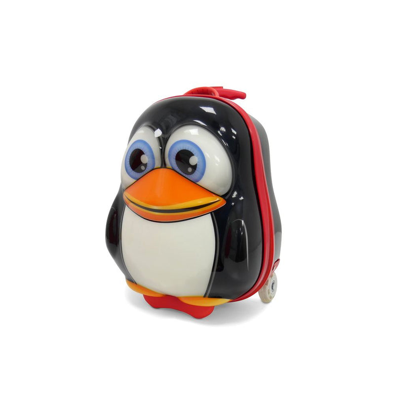 Kids Travel 2 Children's Suitcase Penguin