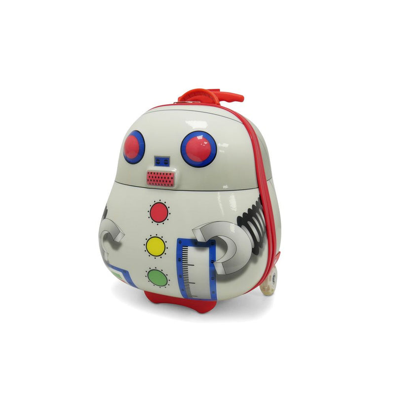 Kids Travel 2 Children's Suitcase Robot