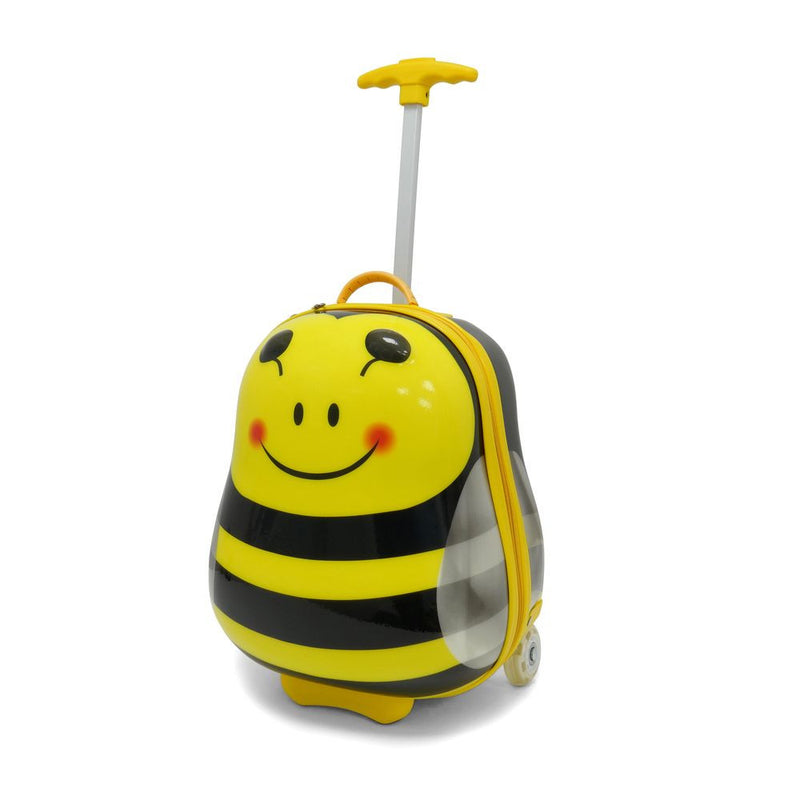 Kids Travel 2 Children's Suitcase Bee Handle