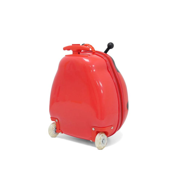 KT2 Children's Suitcase Ladybird