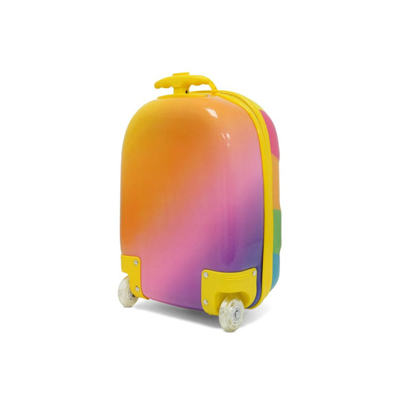 KT2 Children's Suitcase Pink Pop