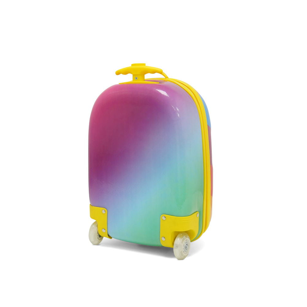 KT2 Children's Suitcase Purple Fizz