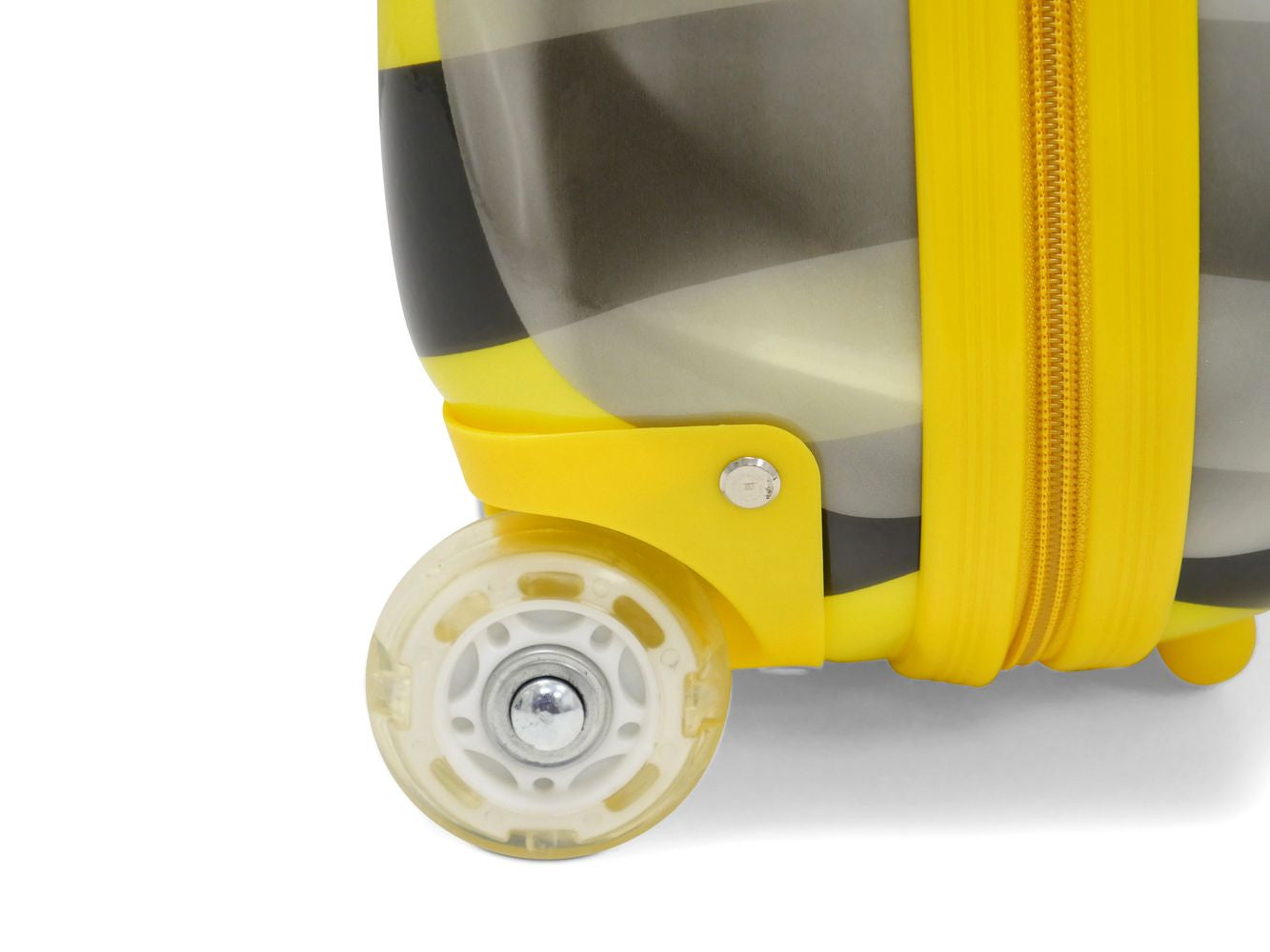 Kids Travel 2 Children's Suitcase Bee Wheel
